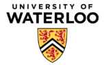 logo for the University of Waterloo